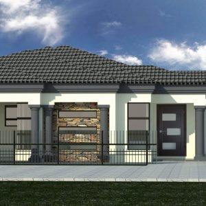 House Plans SA -Single Storey - 106