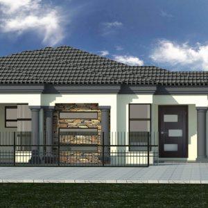 House Plans SA -Single Storey - 106
