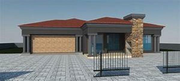 House Plans SA -Single Storey - 107
