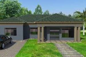House Plans SA -Single Storey - 111