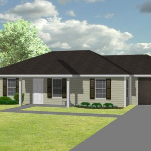 House Plans SA -Single Storey - 117