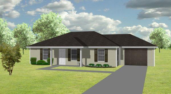 House Plans SA -Single Storey - 117