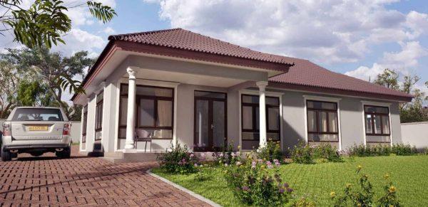 House Plans SA -Single Storey - 122