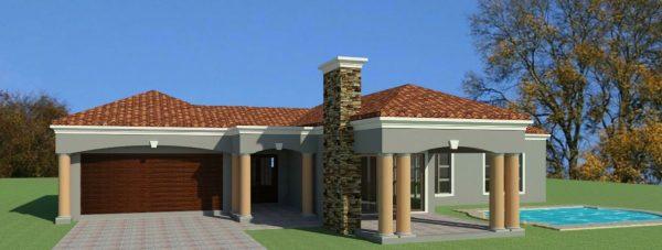 House Plans SA -Single Storey - 133
