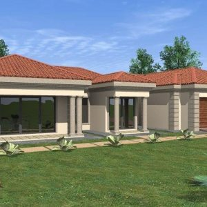 House Plans SA -Single Storey - 135