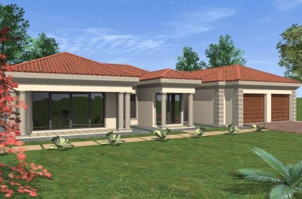 House Plans SA -Single Storey - 135