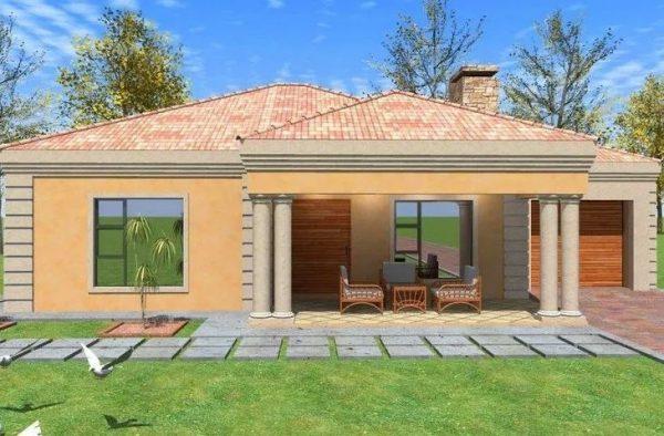 House Plans SA -Single Storey - 140