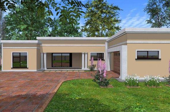 House Plans SA -Single Storey - 142
