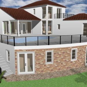 House Plans SA -Double Storey - 169