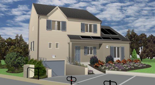 House Plans SA -Double Storey - 171