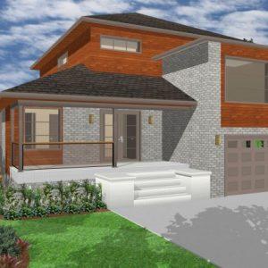House Plans SA -Double Storey - 174