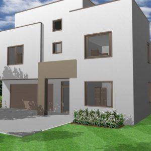 House Plans SA -Double Storey - 175