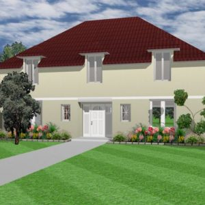 House Plans SA -Double Storey - 176