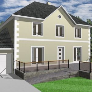House Plans SA -Double Storey - 177