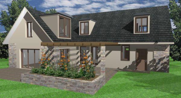 House Plans SA -Double Storey - 178