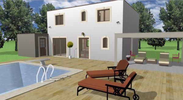 House Plans SA -Double Storey - 182