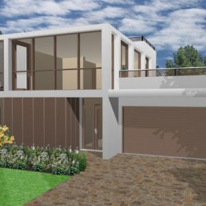House Plans SA -Double Storey - 183