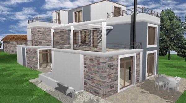 House Plans SA -Double Storey - 184