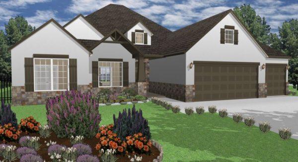 House Plans SA -Double Storey - 186