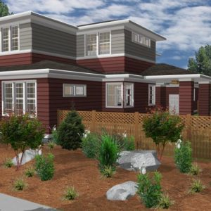 House Plans SA -Double Storey - 187