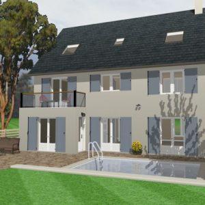 House Plans SA -Double Storey - 189