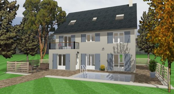 House Plans SA -Double Storey - 189