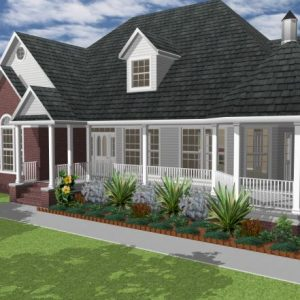House Plans SA -Double Storey - 191
