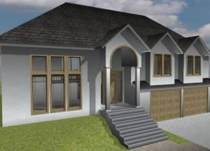 House Plans SA -Double Storey - 192