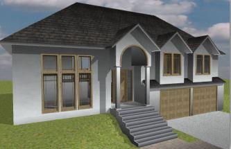House Plans SA -Double Storey - 192