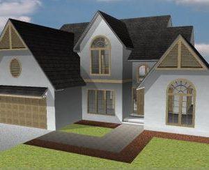 House Plans SA -Double Storey - 193