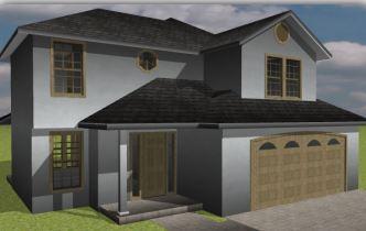 House Plans SA -Double Storey - 194
