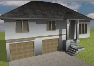 House Plans SA -Double Storey - 196