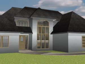 House Plans SA -Double Storey - 197