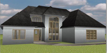 House Plans SA -Double Storey - 197