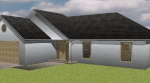 House Plans SA -Single Storey - 184