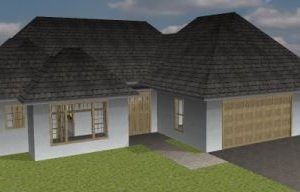 House Plans SA -Single Storey - 185