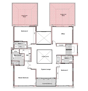 Double Storey - PDP - 002 - Floor Plan 02