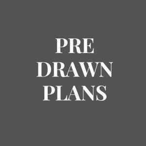 Pre Drawn Plan