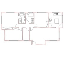 Single Storey - PBH - 002 - Floor Plan - Sample 002