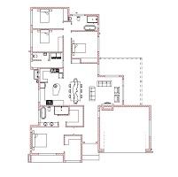 Single Storey - PBH - 003 - Floor Plan