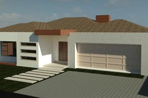 Single Storey - PBH - 003 - RENDER 001