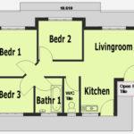 Single Storey - PBH - 004 - Floor Plan