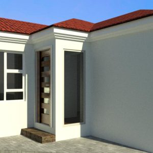 Single Storey - PDP - 025 - Render